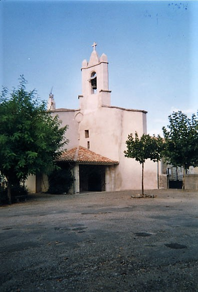 Montalzat Eglise Saint Julien XVIe siècle